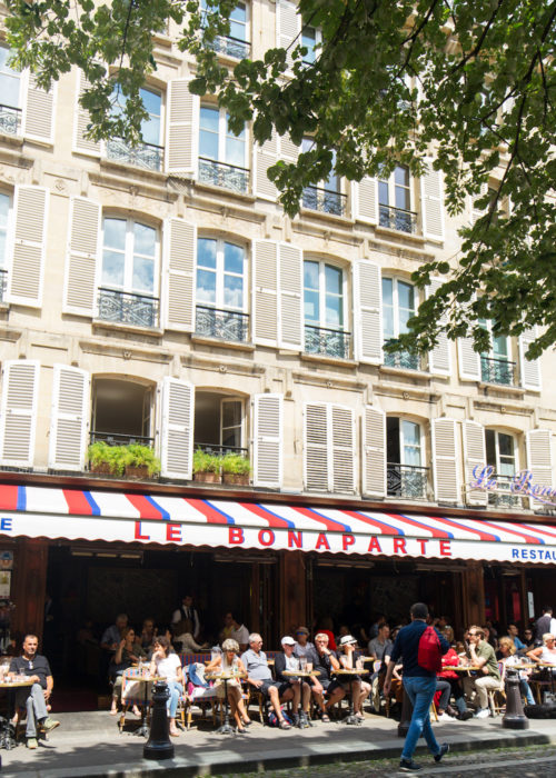 le bonaparte paris