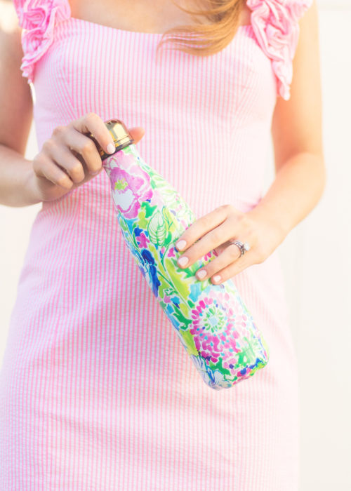 lilly s'well water bottle