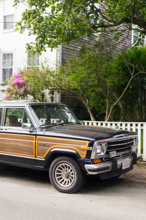 nantucket woody