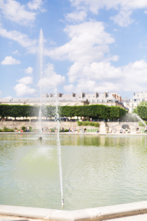 paris jardin des tuileries on design darling