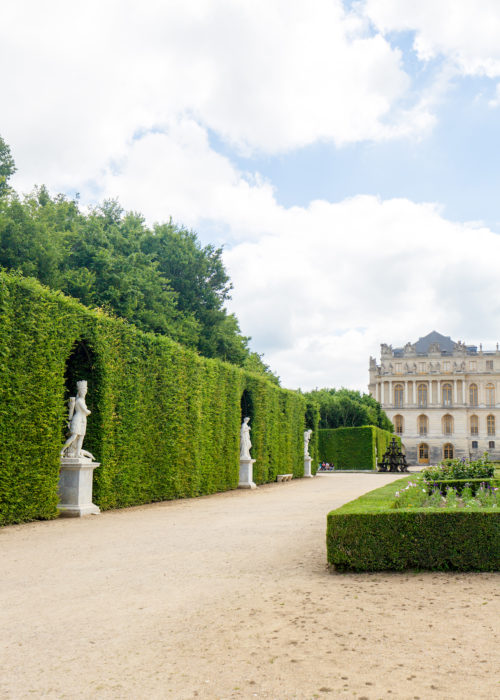 versailles gardens on design darling