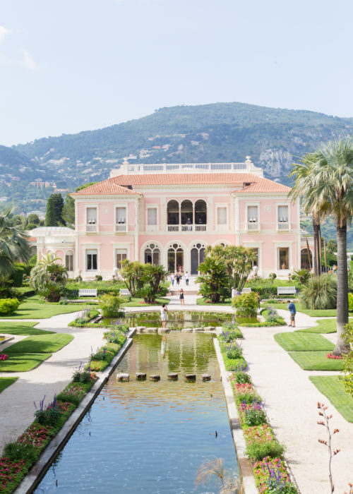 villa ephrussi de rothschild on design darling