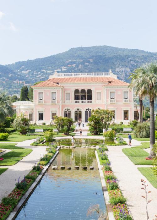 villa ephrussi de rothschild on design darling