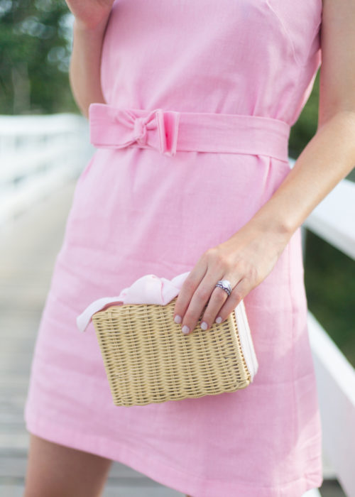 elizabeth wilson beth dress and pamela munson charlotte clutch