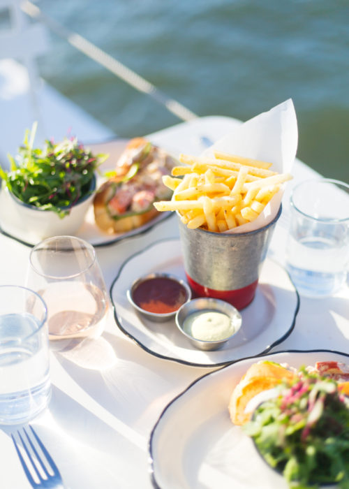 sailboat restaurant nyc