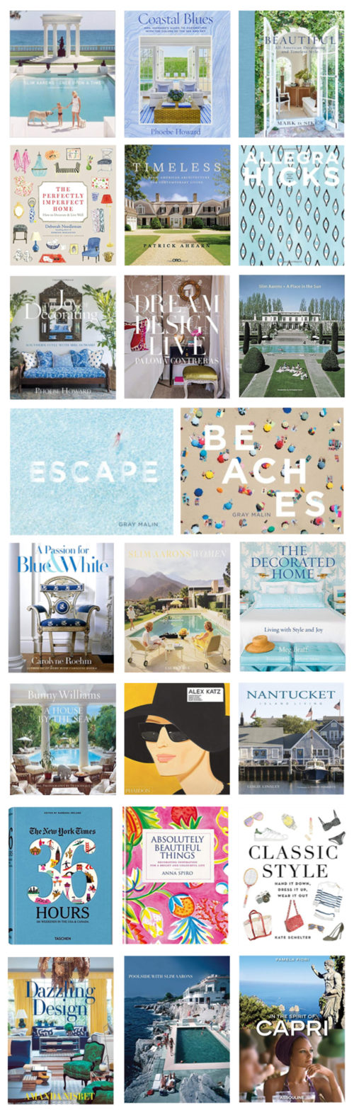 design darling favorite coffee table books