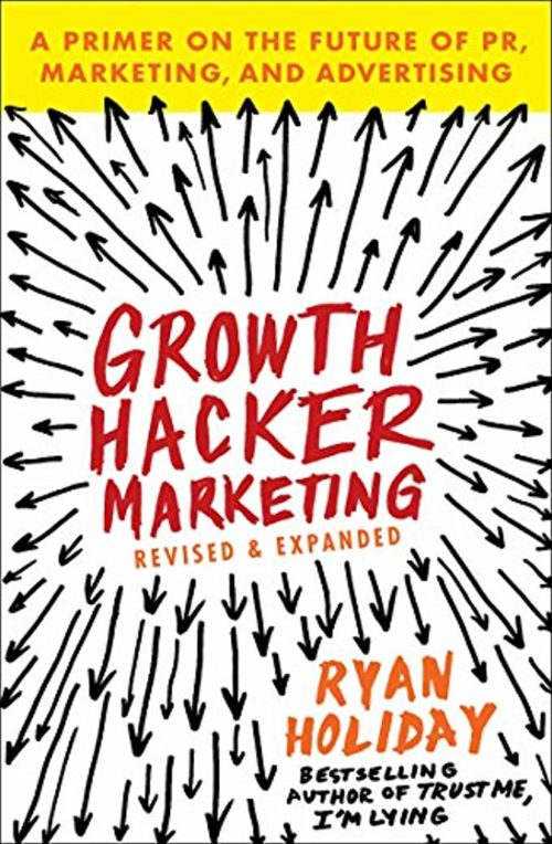 growth hacker marketing book review