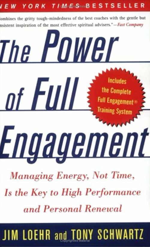 the power of full engagement book review
