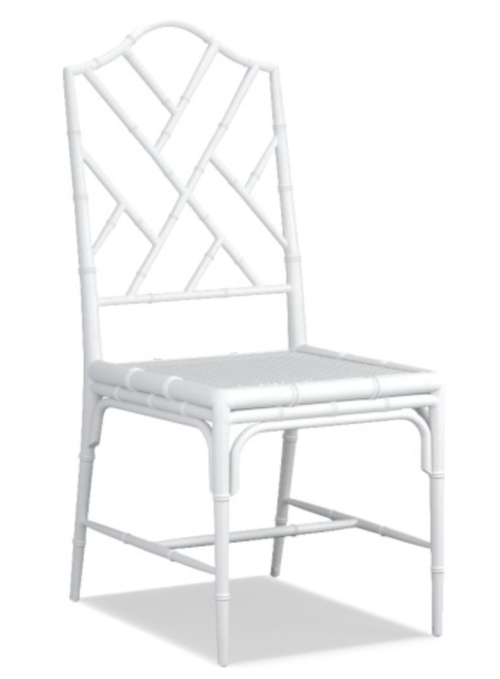 williams sonoma chippendale dining side chair