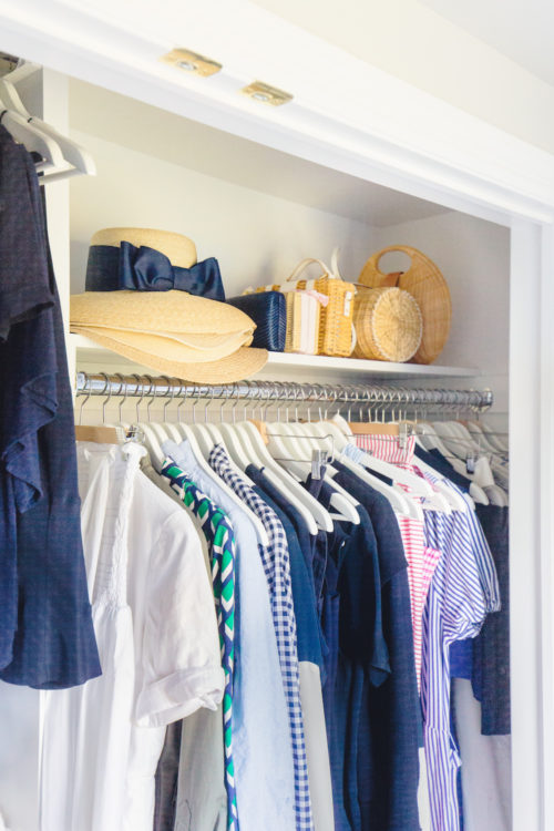 closet organization on design darling