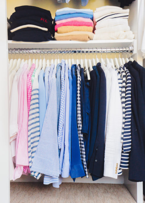 design darling closet organization