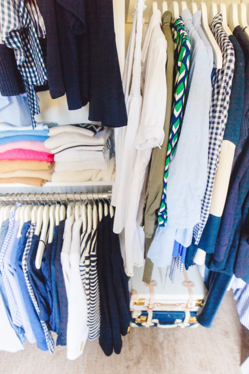 design darling organizing closet