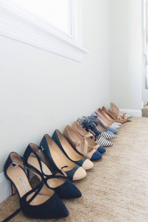 design darling shoe closet