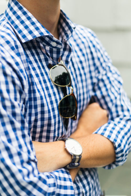 preppy men's accessories