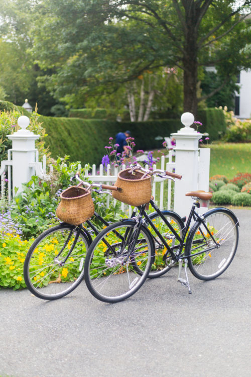 woodstock inn bikes on design darling