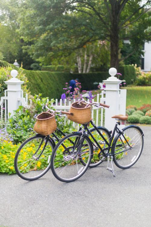 woodstock inn bikes on design darling